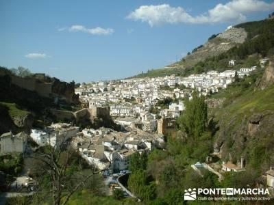 Turismo Activo - Parque Natural de Cazorla; excursiones cerca de madrid